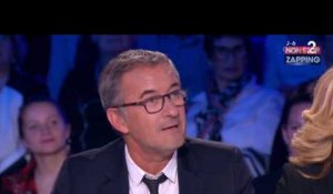 "ONPC : Christophe Dechavanne ironise sur la fin de ""The Wall"" (vidéo)"