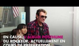 Johnny Hallyday : Son album posthume source de tensions entre David et Laeticia ?