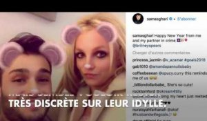 PHOTOS. Britney Spears et Sam Asghari fêtent leur un an de couple !