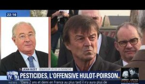 Pesticides, l'offensive Hulot-Poirson (3/4)