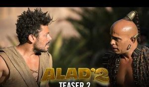 Alad'2 - Teaser 2 officiel HD