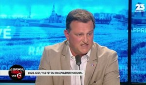 Le Grand Oral de Louis Aliot, vice-président du Rassemblement national - 17/07
