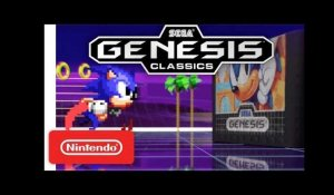 SEGA Genesis Classics - Features Trailer - Nintendo Switch