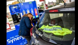Carburant : des stations hors service