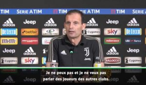 "FOOTBALL: Ligue des Champions: Groupe H - Allegri : ""Pogba a encore du chemin à faire"""