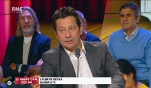 Le Grand Oral de Laurent Gerra, humoriste - 27/11