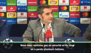 "Groupe B - Valverde : ""On a beaucoup souffert"""