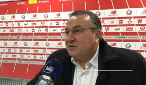 "Caillot : ""Une grande frustration"""