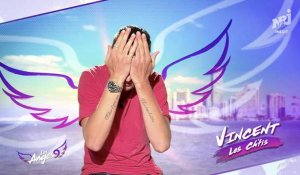 Vincent Shogun percute Julien Bert (Les Anges 9) - ZAPPING PEOPLE DU 20/06/2017