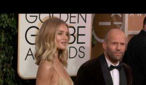 Jason Statham et Rosie Huntington-Whiteley sont parents !