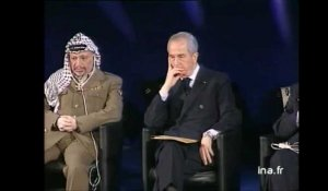 CONFERENCE UNESCO/ARAFAT