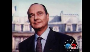 Photo officielle de Jacques Chirac