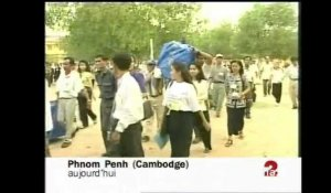 Carte Cambodge/élections