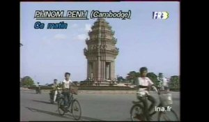 LE CAMBODGE ATTEND SIHANOUK