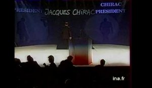 CHIRAC A Clermont