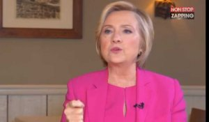 Hillary Clinton accorde une interview à TF1 et tacle Donald Trump (vidéo)