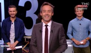 Quotidien : Yann Barthès tacle Cyril Hanouna en direct (Vidéo)