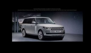 Range Rover PHEV - Plugging in