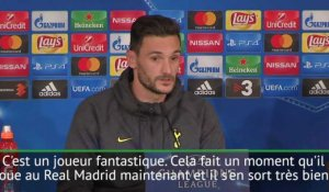 "Groupe H - Lloris : ""Benzema impose le respect"""