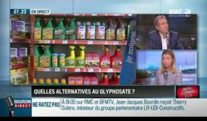 Dupin Quotidien : Quelles alternatives au glyphosate ? - 25/10