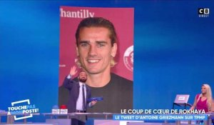 TPMP : quand Antoine Griezmann interpelle Cyril Hanouna pour regarder son film