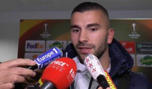 "ASSE/OL - Lopes : ""Maintenant, on peut y penser !"""