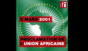 2 mars 2001 : Proclamation de l'Union africaine