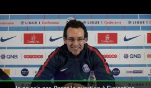 "PSG - Emery: ""Neymar au Real ? Posez la question à Florentino Pérez"""