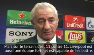 "Quarts - Rush: ""Liverpool fait figure d'outsider contre Man City"""