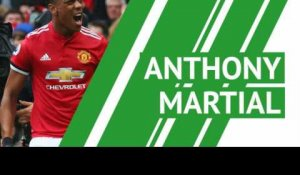 Premier League - Profil: Anthony Martial