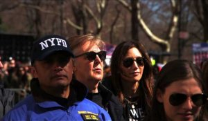 A New York, McCartney parmi les manifestants contre les armes