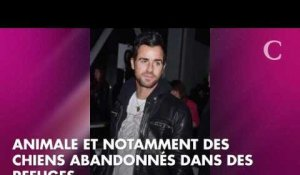 PHOTOS. Comment Justin Theroux se console après sa rupture avec Jennifer Aniston