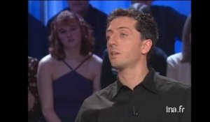 Interview biographie de Gad Elmaleh