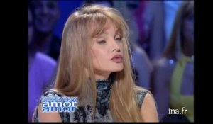 Interview Amor Amor d'Arielle Dombasle