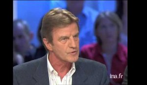 Suite interview Bernard Kouchner