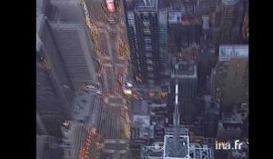 New York : Times Square la nuit