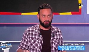 Cyril Hanouna dézingue TF1 en direct