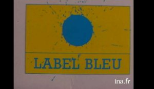 Label Bleu, le label de l'édition de disques de la Maison de la culture d'Amiens