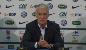"Amical - Deschamps: ""Une vraie opposition en face"""