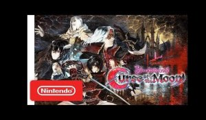 Bloodstained: Curse of the Moon Trailer - Nintendo Switch
