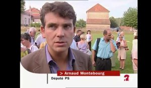 Arnaud Montebourg : l'union du PS