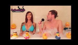 Julia (Friends Trip 2) dans le bain de Jeremstar - INTERVIEW