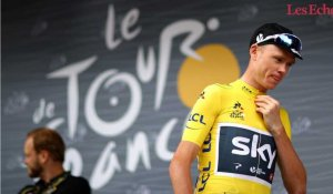 Chris Froome remporte son quatrième Tour de France