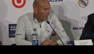 Real Madrid - Zidane : ''On doit faire plus''