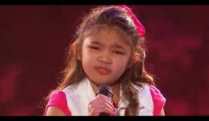 America's Got Talent : l'incroyable performance vocale d'une fillette de 9 ans (vidéo)