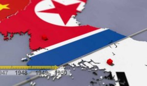 The Koreas: Sixty years of conflict