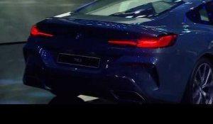 The all-new BMW 8-Series Coupe World Premiere at the 2018 Paris Motor Show