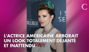 PHOTOS. Bella Thorne assume ses poils sous les bras