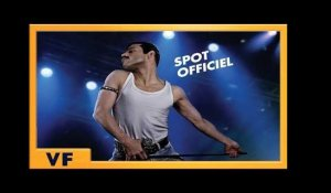 Bohemian Rhapsody | Spot [Officiel] Légende 30'' VF HD | 2018