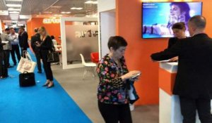 MIPCOM 2018 : visite des stands de France TV, Arte, M6, Mediawan...